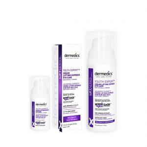dermedics oogcreme lift anti aging cosmeceuticals schoonheidsspecialiste groothandel